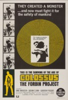 Colossus: The Forbin Project - Australian Movie Poster (xs thumbnail)