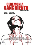 Ceremonia sangrienta - Spanish Movie Cover (xs thumbnail)