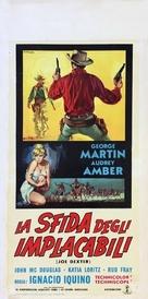 Oeste Nevada Joe - Italian Movie Poster (xs thumbnail)