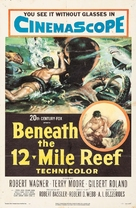Beneath the 12-Mile Reef - Movie Poster (xs thumbnail)
