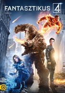Fantastic Four - Hungarian Movie Cover (xs thumbnail)