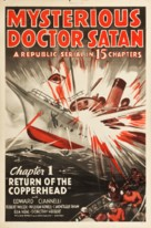 Mysterious Doctor Satan - Movie Poster (xs thumbnail)