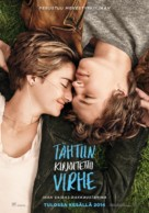 The Fault in Our Stars - Finnish Movie Poster (xs thumbnail)