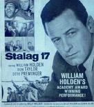 Stalag 17 - Movie Poster (xs thumbnail)