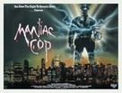 Maniac Cop - British Movie Poster (xs thumbnail)