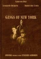 Gangs Of New York - German Movie Cover (xs thumbnail)