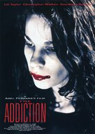 The Addiction - Japanese Movie Poster (xs thumbnail)