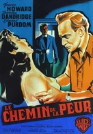 Moment of Danger - French Movie Poster (xs thumbnail)