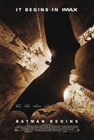Batman Begins - Movie Poster (xs thumbnail)