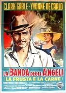 Band of Angels - Italian Movie Poster (xs thumbnail)