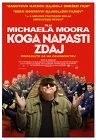 Where to Invade Next - Slovenian Movie Poster (xs thumbnail)