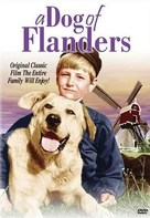 A Dog of Flanders - DVD cover (xs thumbnail)