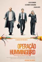 The Hummingbird Project - Portuguese Movie Poster (xs thumbnail)