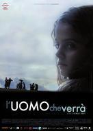 L'uomo che verrà - Italian Movie Poster (xs thumbnail)