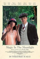 Magic in the Moonlight - Singaporean Movie Poster (xs thumbnail)