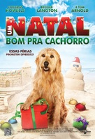 Chilly Christmas - Brazilian Movie Poster (xs thumbnail)