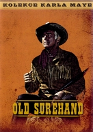 Old Surehand - Czech Movie Cover (xs thumbnail)