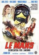 Le Mans scorciatoia per l'inferno - Italian Movie Poster (xs thumbnail)