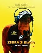 Racing Stripes - Polish Movie Poster (xs thumbnail)