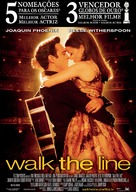 Walk the Line - Portuguese Movie Poster (xs thumbnail)