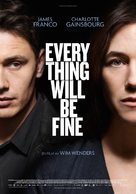 Every Thing Will Be Fine - Swedish Movie Poster (xs thumbnail)