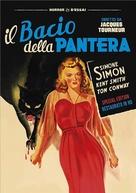 Cat People - Italian DVD cover (xs thumbnail)