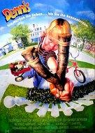 Dennis the Menace - German Movie Poster (xs thumbnail)