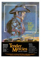 Tender Mercies - Spanish Movie Poster (xs thumbnail)