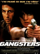 Gangsters - French Movie Poster (xs thumbnail)