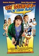 Dude, Where's My Car? - German Movie Poster (xs thumbnail)