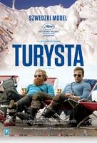 Turist - Polish Movie Poster (xs thumbnail)