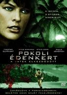 A Perfect Getaway - Hungarian DVD cover (xs thumbnail)