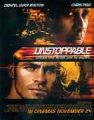 Unstoppable - British Movie Poster (xs thumbnail)