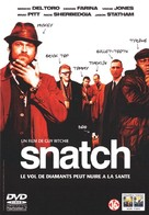Snatch - Belgian Movie Cover (xs thumbnail)