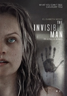 The Invisible Man - Norwegian Movie Poster (xs thumbnail)