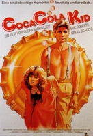 The Coca-Cola Kid - German Movie Poster (xs thumbnail)