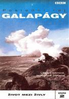 """Galápagos"" - Czech DVD movie cover (xs thumbnail)"