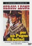 Per un pugno di dollari - Italian Movie Cover (xs thumbnail)