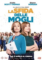 Military Wives - Italian Movie Poster (xs thumbnail)