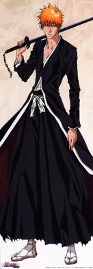 Gekijouban Bleach: Jigokuhen - Japanese Character poster (xs thumbnail)