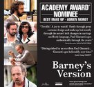 Barney's Version - For your consideration movie poster (xs thumbnail)