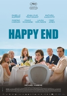 Happy End - Italian Movie Poster (xs thumbnail)