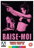 Baise-moi - British DVD cover (xs thumbnail)