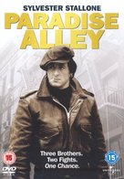 Paradise Alley - British DVD cover (xs thumbnail)