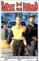 Boyz N The Hood - VHS movie cover (xs thumbnail)
