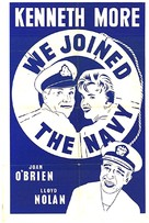 We Joined the Navy - British Movie Poster (xs thumbnail)
