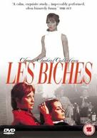 Les biches - British Movie Poster (xs thumbnail)