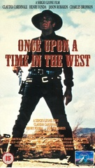 C'era una volta il West - British VHS movie cover (xs thumbnail)