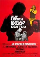 Fuzz - German Movie Poster (xs thumbnail)