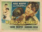 World in My Corner - Movie Poster (xs thumbnail)